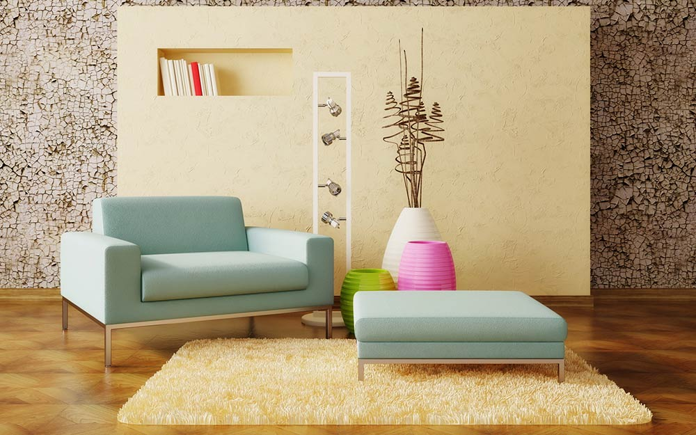 - Decoratie wallpaper eetkamer ...
